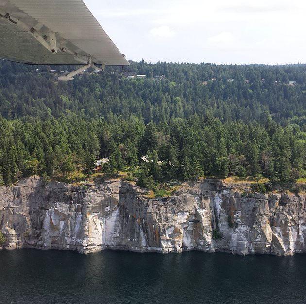Cliffs of Gabriola