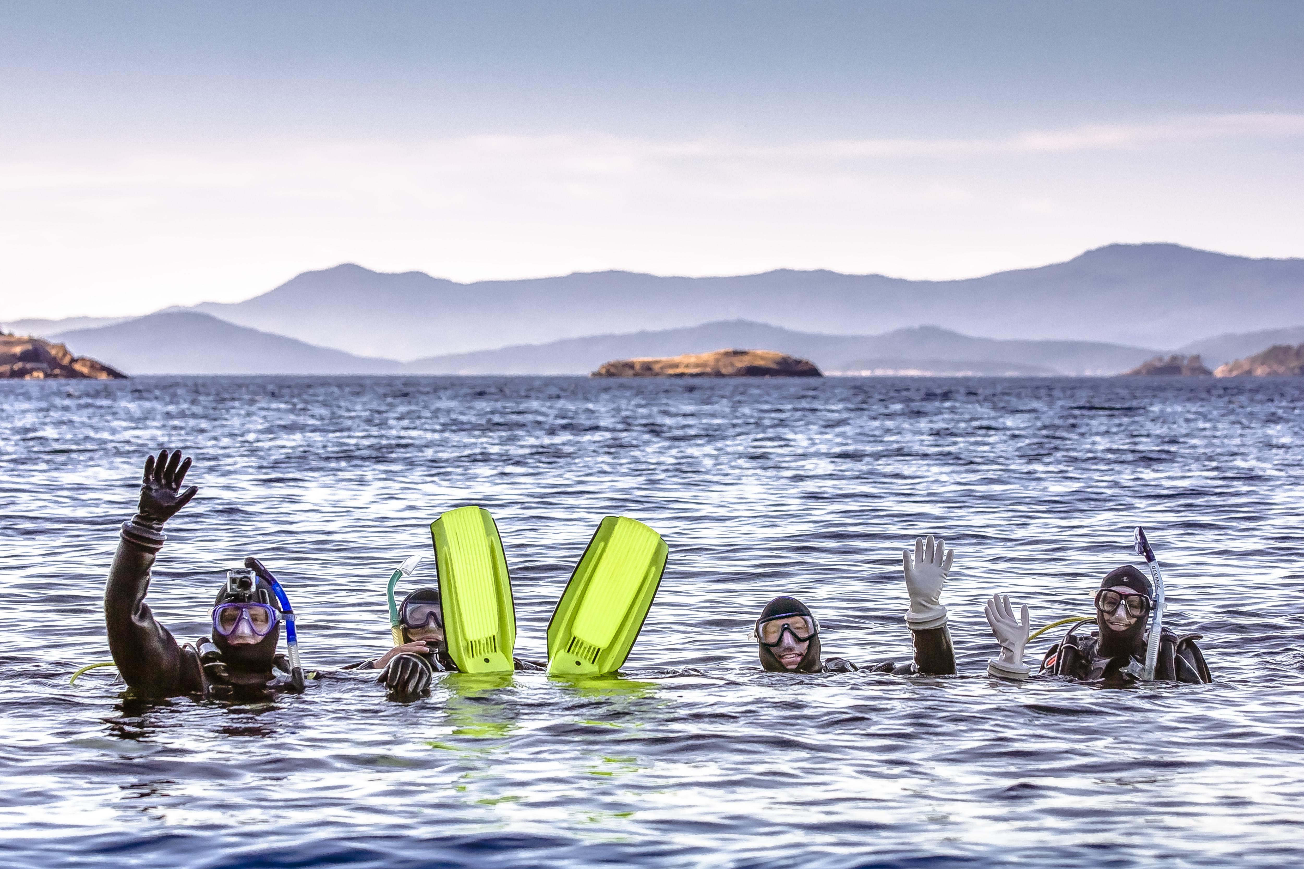 Nanaimo | Scuba Diving