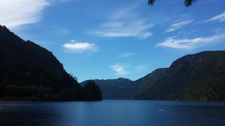 Beautiful Cameron Lake