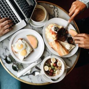 Breakfast at Mon Petit Choux Photo by @Viranlly