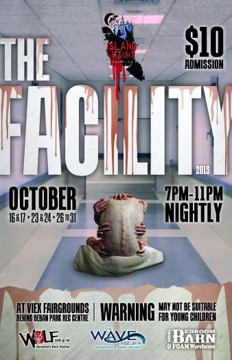 The Facility - Nanaimo Haunted House