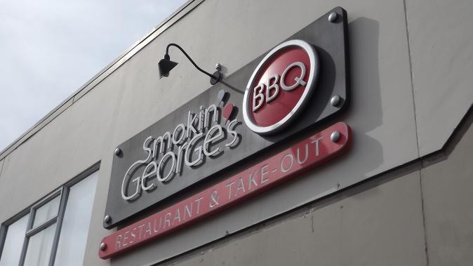 Smokin Georges BBQ nANAIMO